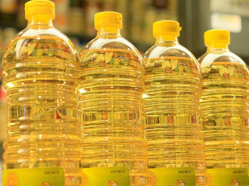 В России из-за скачка экспортных цен рекордно подорожало подсолнечное масло