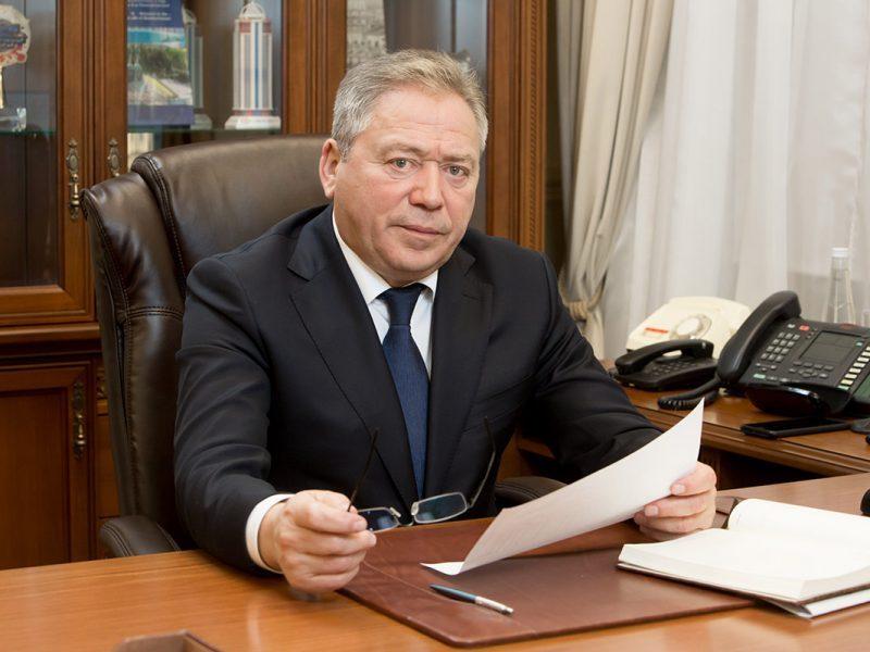 Мэр Уфы Ульфат Мустафин скончался от осложнений после заражения коронавирусом