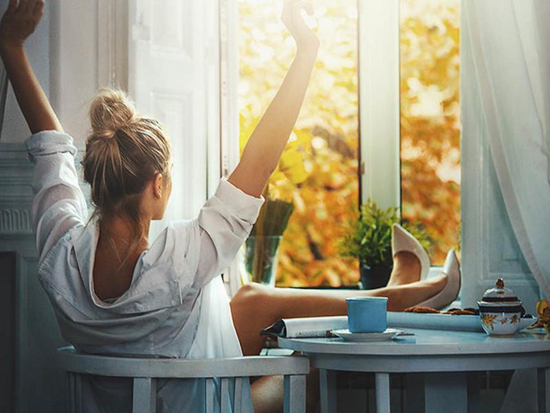 Как сделать свое утро добрым?
