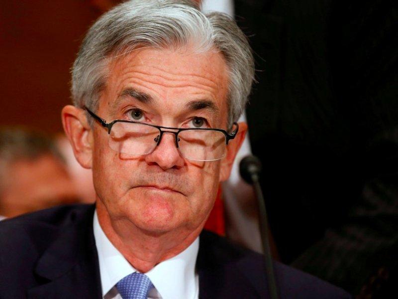 Председатель ФРС Пауэлл: ношение масок может привести к «огромным» экономическим выгодам