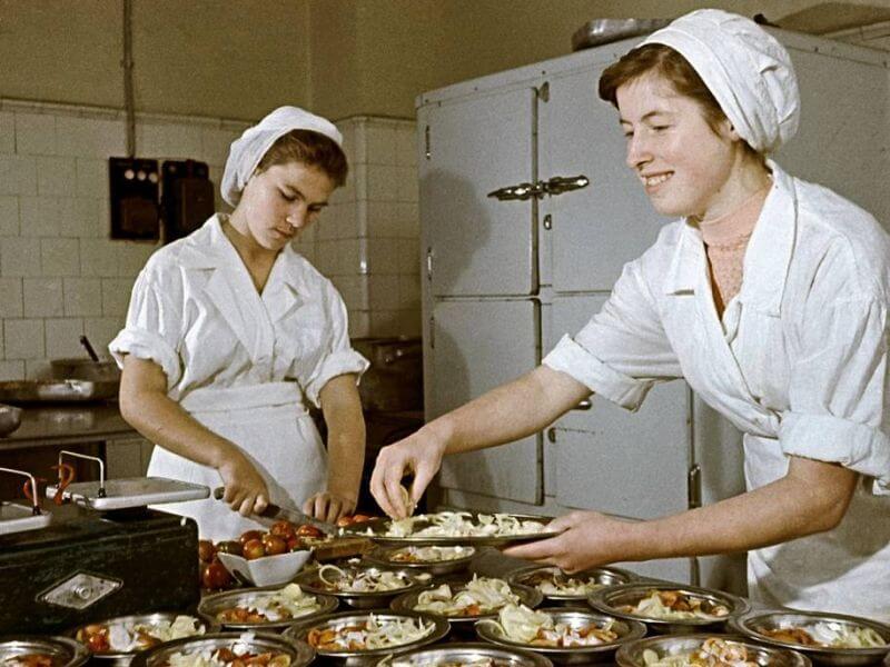 Вкус из детства или почему в СССР была безопасная еда?