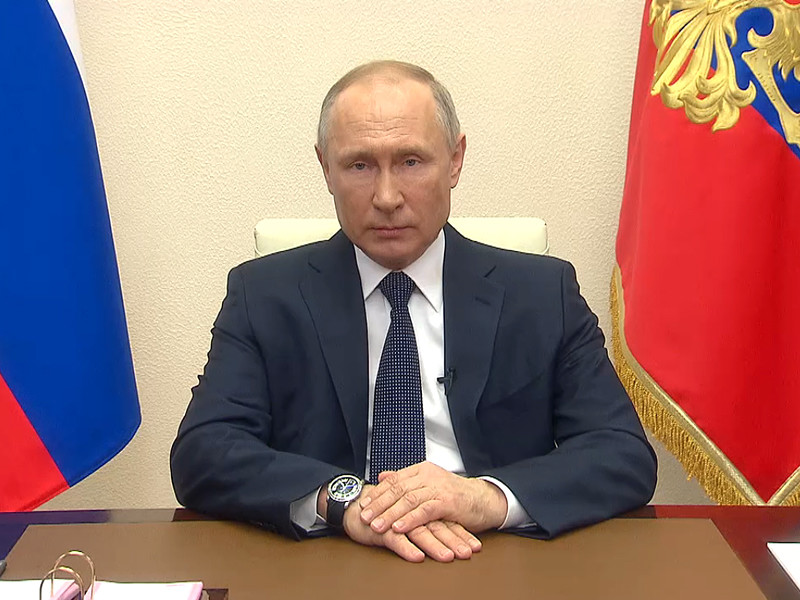 Путин резко высказался о масках и карантине. Что нас ожидает?