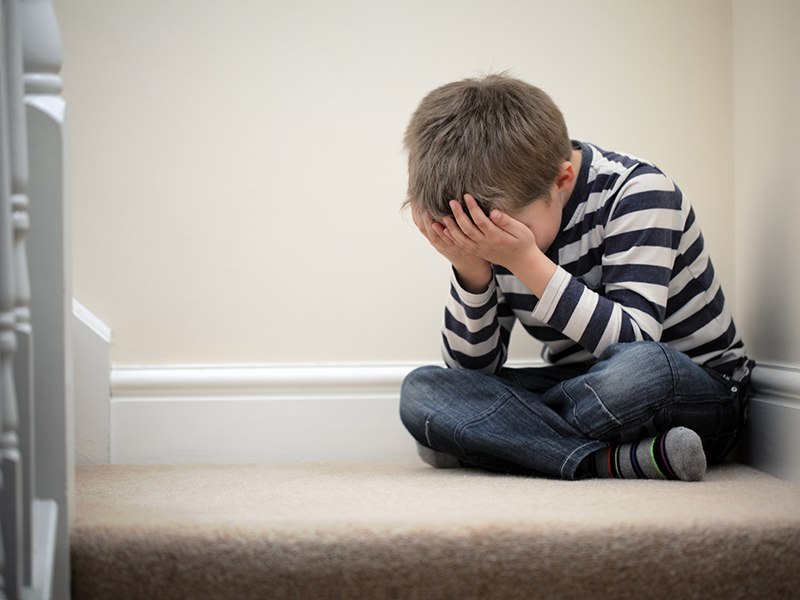 Как определить, что у вашего ребенка депрессия?