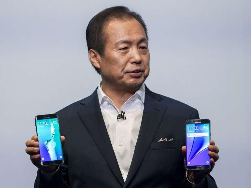 Умер глава компании Samsung в возрасте 78 лет
