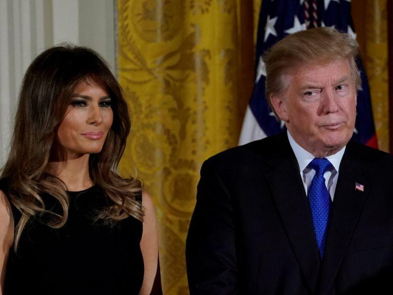 Меланья задумалась о разводе с Трампом после результатов выборов