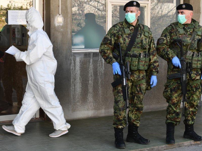 Пандемия коронавируса. В крупнейших городах Грузии введут комендантский час