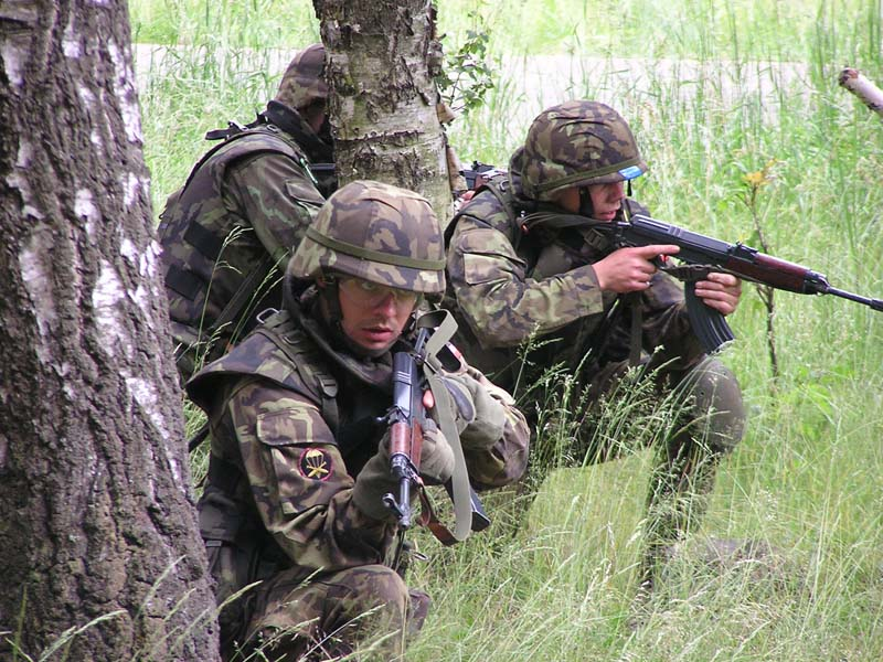 Чешская разведка предупредила об угрозе мировой войны.