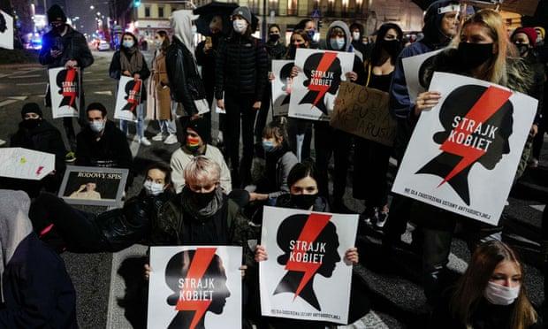 Польша откладывает запрет на аборты