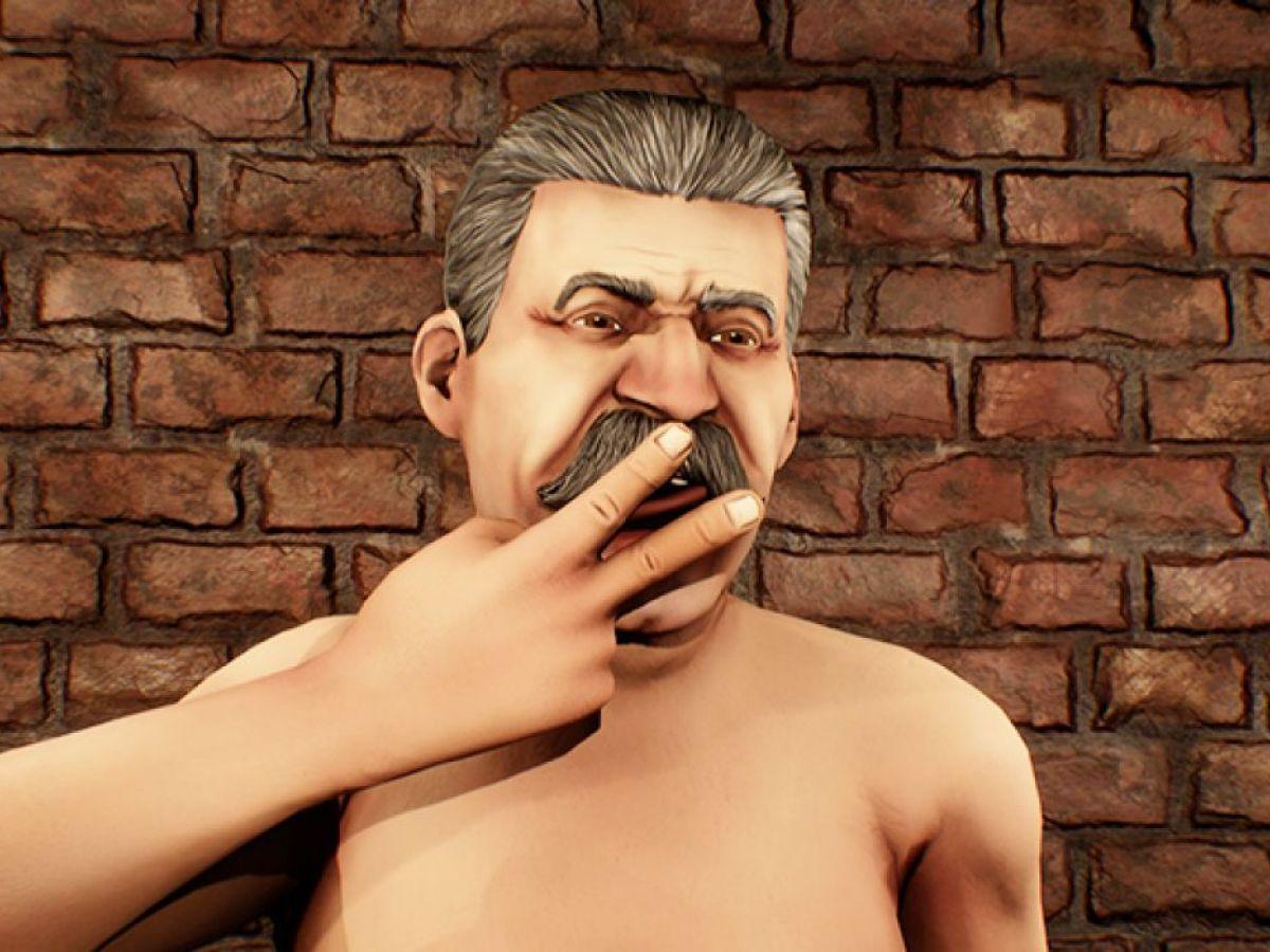 Вышла игра «Секс со Сталиным», взбесившая коммунистов