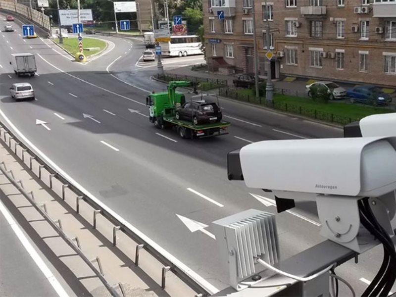 Камеры на дорогах Москвы начнут автоматически выписывать штрафы за не пристёгнутый ремень