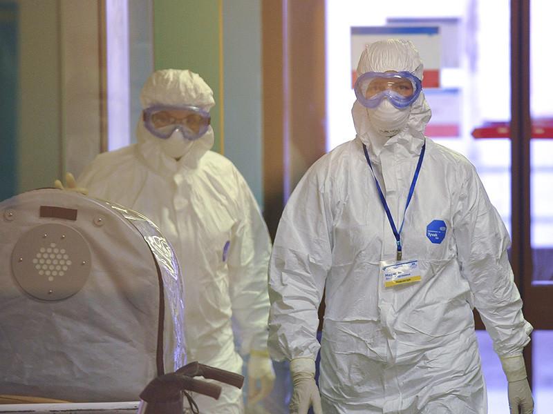В Роспотребнадзоре прогнозируют появление в России штамма коронавируса 20A.EU1 из Европы