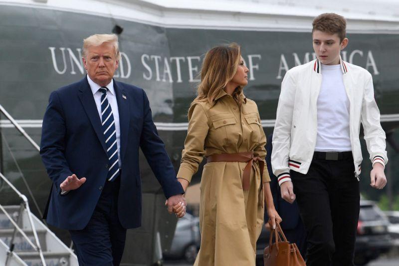 Что ждет будущую бывшую первую леди Меланию Трамп?
