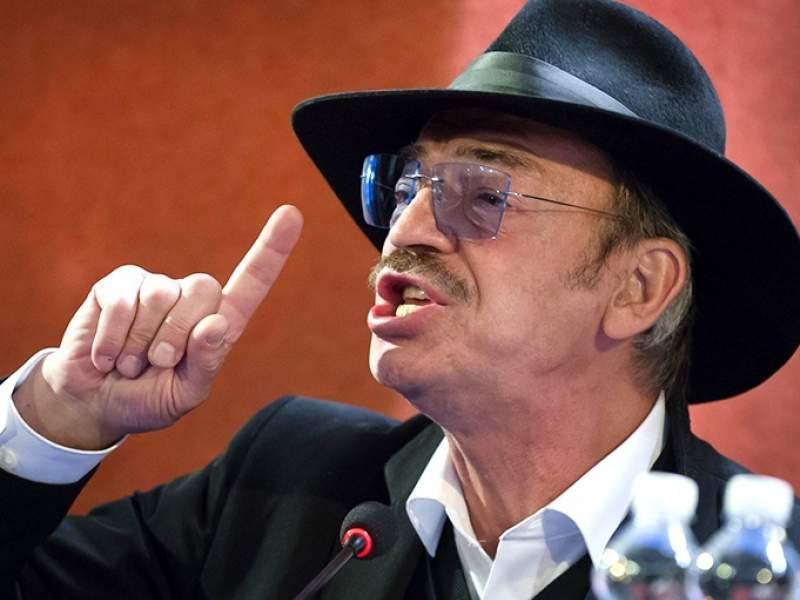 Боярский призвал артистов не просить деньги от государства