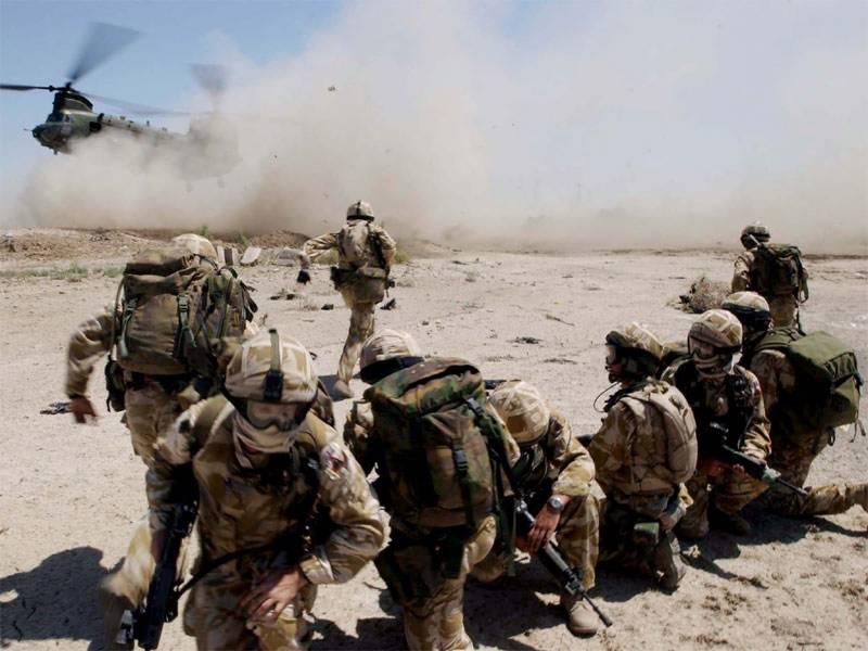 Американские военные разрабатывают технологию чтения мыслей на поле боя