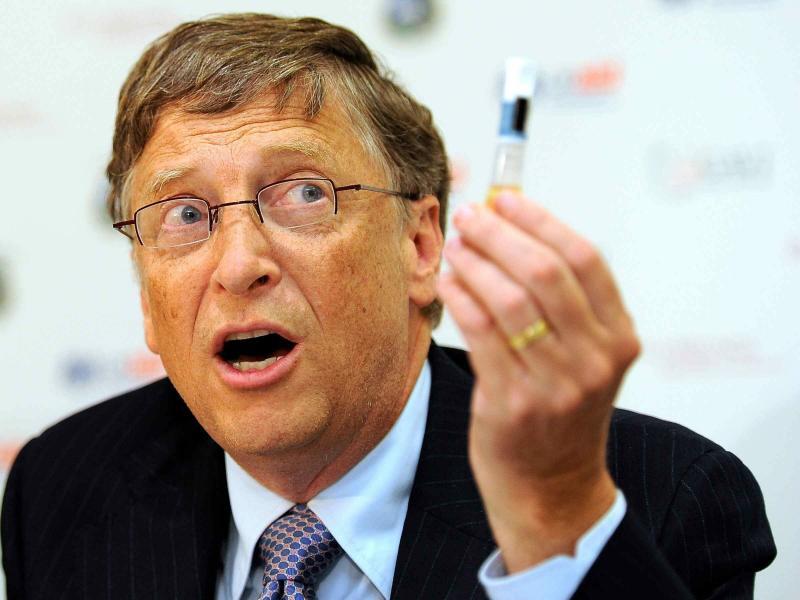 Билл Гейтс назвал теории заговора против COVID-19 `дикими и неожиданными