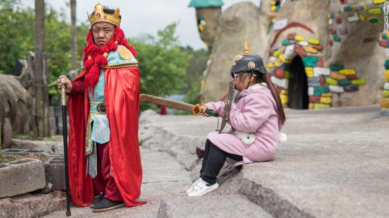 Китайское королевство, где живут только карлики