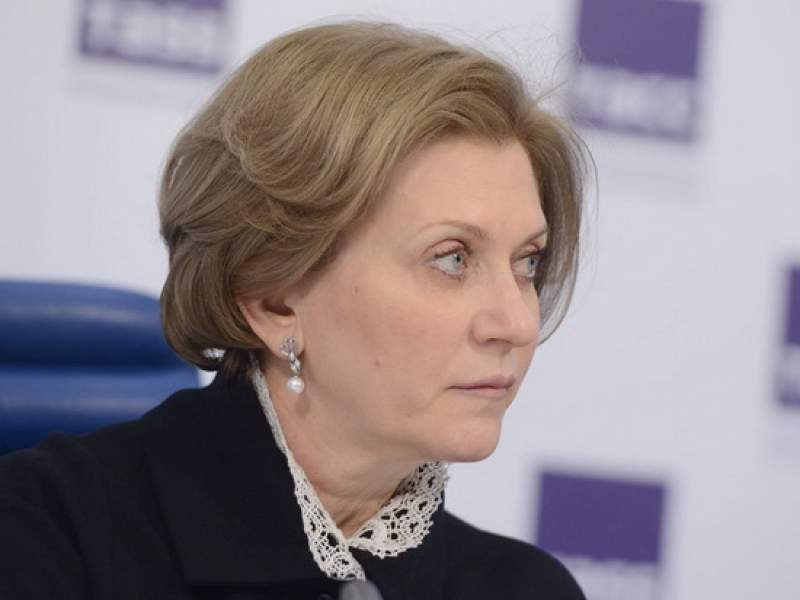 Попова: 90% ввезённых в Россию случаев коронавируса были из Турции