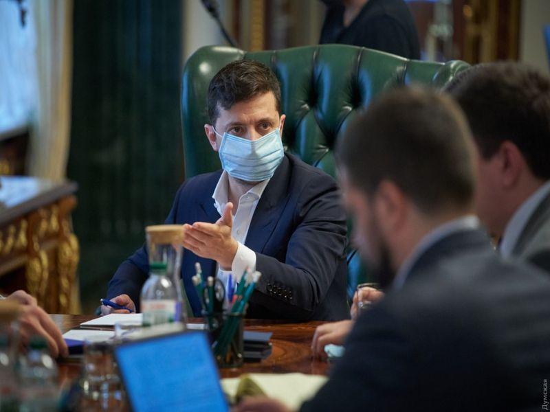 Президент Украины Владимир Зеленский сообщил, что заражен коронавирусом COVID-19.