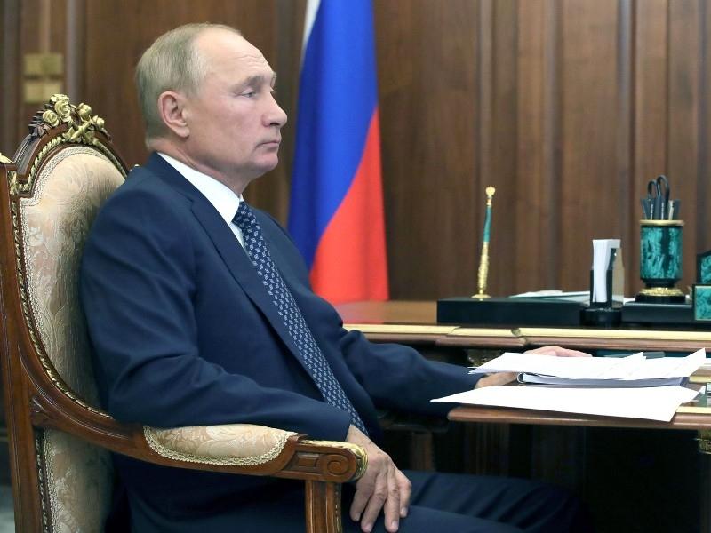 Путина после отставки ждет тюрьма?