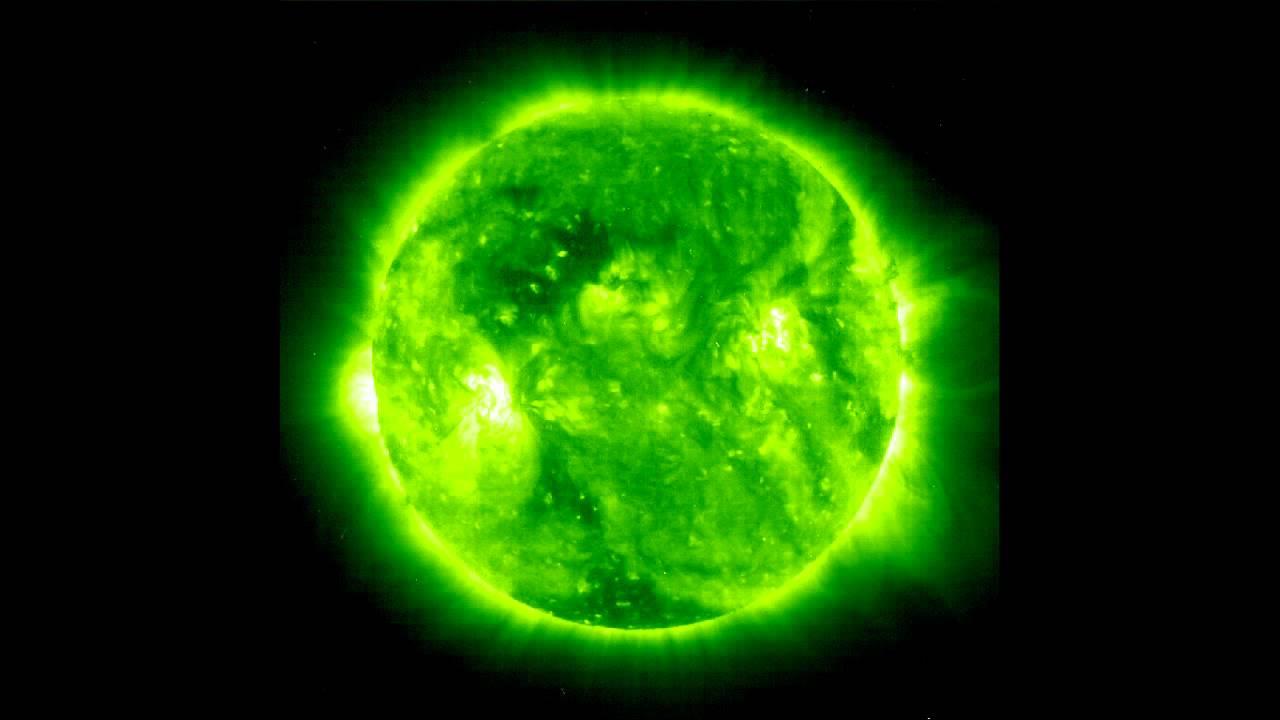 Наше солнце действительно зеленое, говорят астрономы
