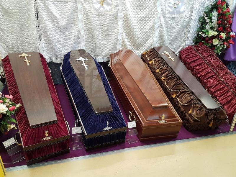 В России изменят внешний вид гробов из-за коронавируса