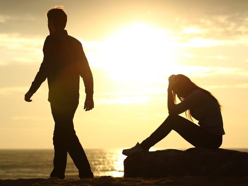 Как пережить разрыв отношений с любимым человеком?