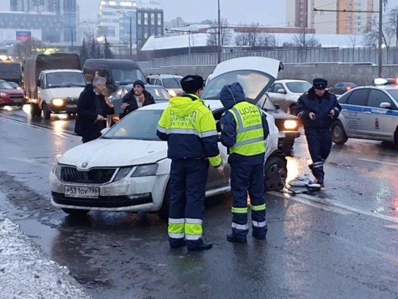 В России могут измениться правила оформления ДТП