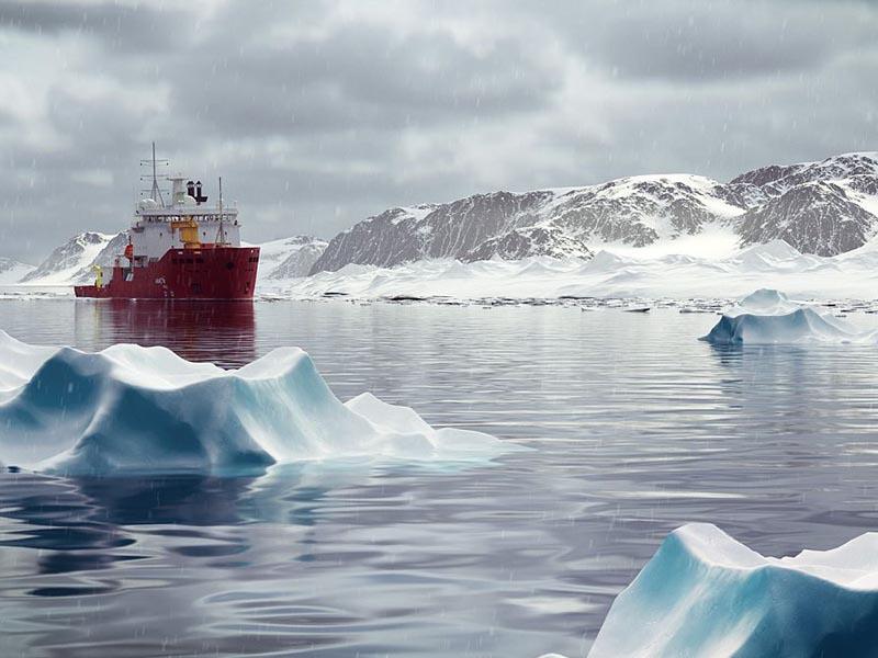В Арктику проведут высокоскоростной интернет за 65 млрд рублей