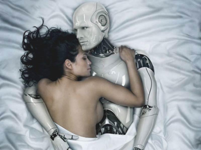 Каким будет секс в будущем?
