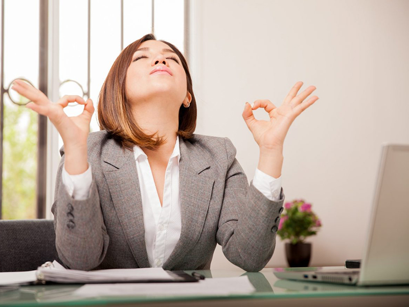 Как снять стресс и напряжение самостоятельно?