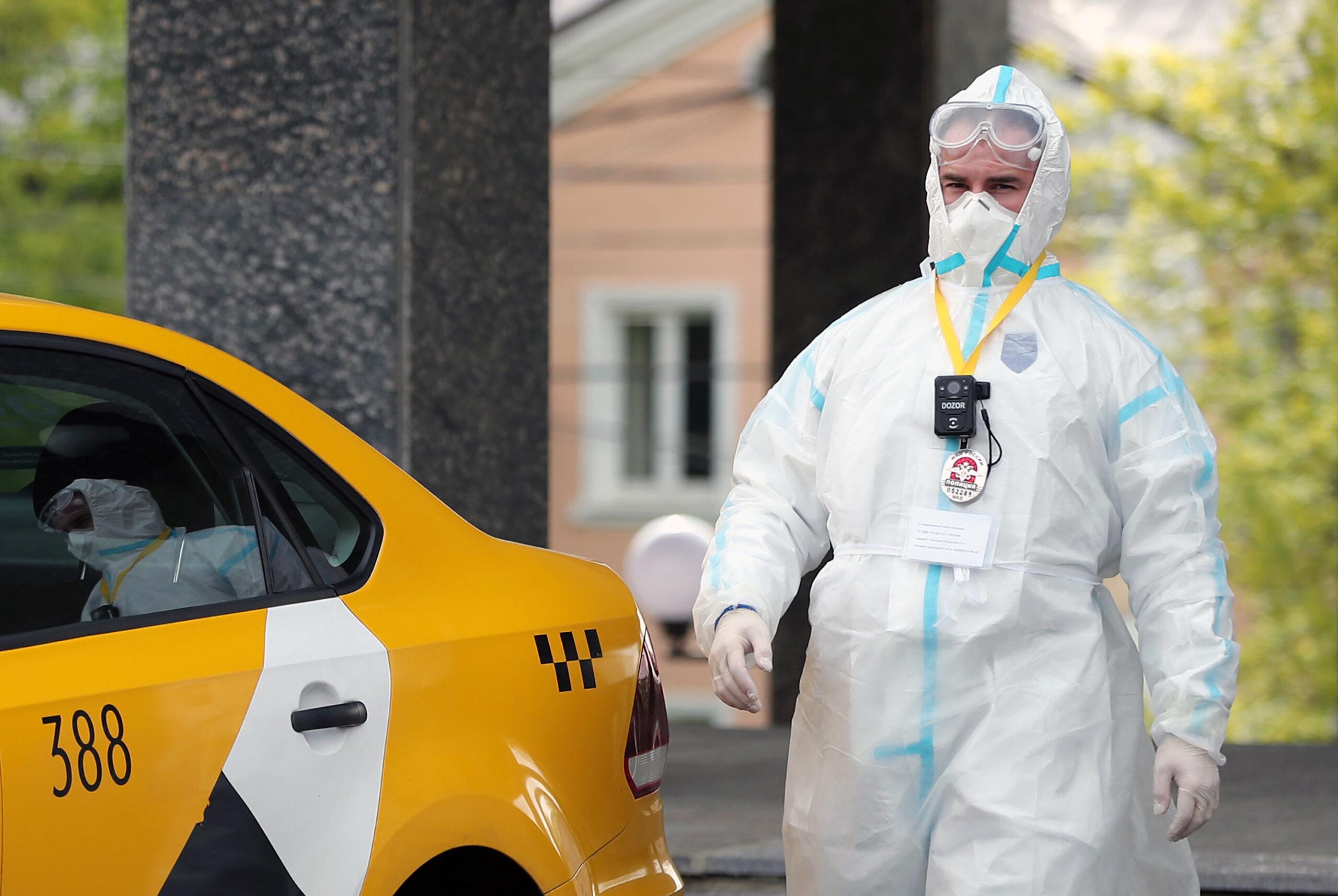 В России появятся такси для врачей