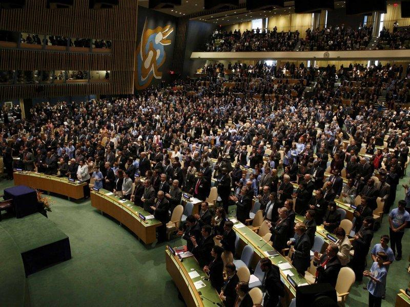 Парижскому соглашению по климату исполняется пять лет