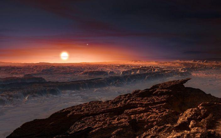 Ученые считают, что жизнь на ближайшей к Земле планете не смогла появится