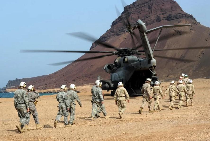 Большую часть американского контингента перебросят на базы в Кении и Джибути