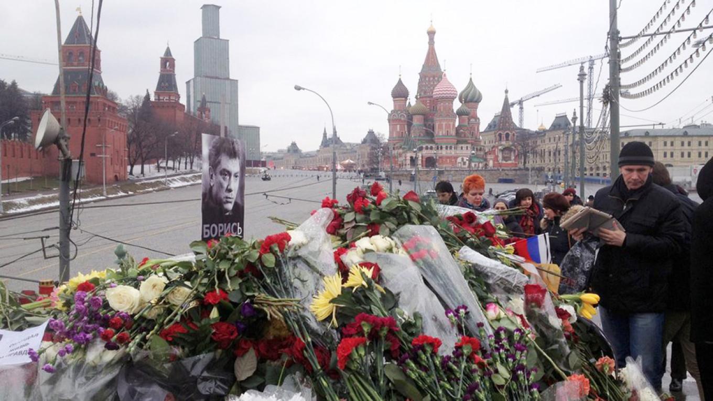 По словам Путина, найдены заказчики убийства Немцова