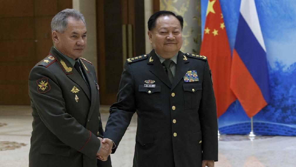 Китай и Россия продлили действие соглашения об уведомлении о пусках баллистических ракет