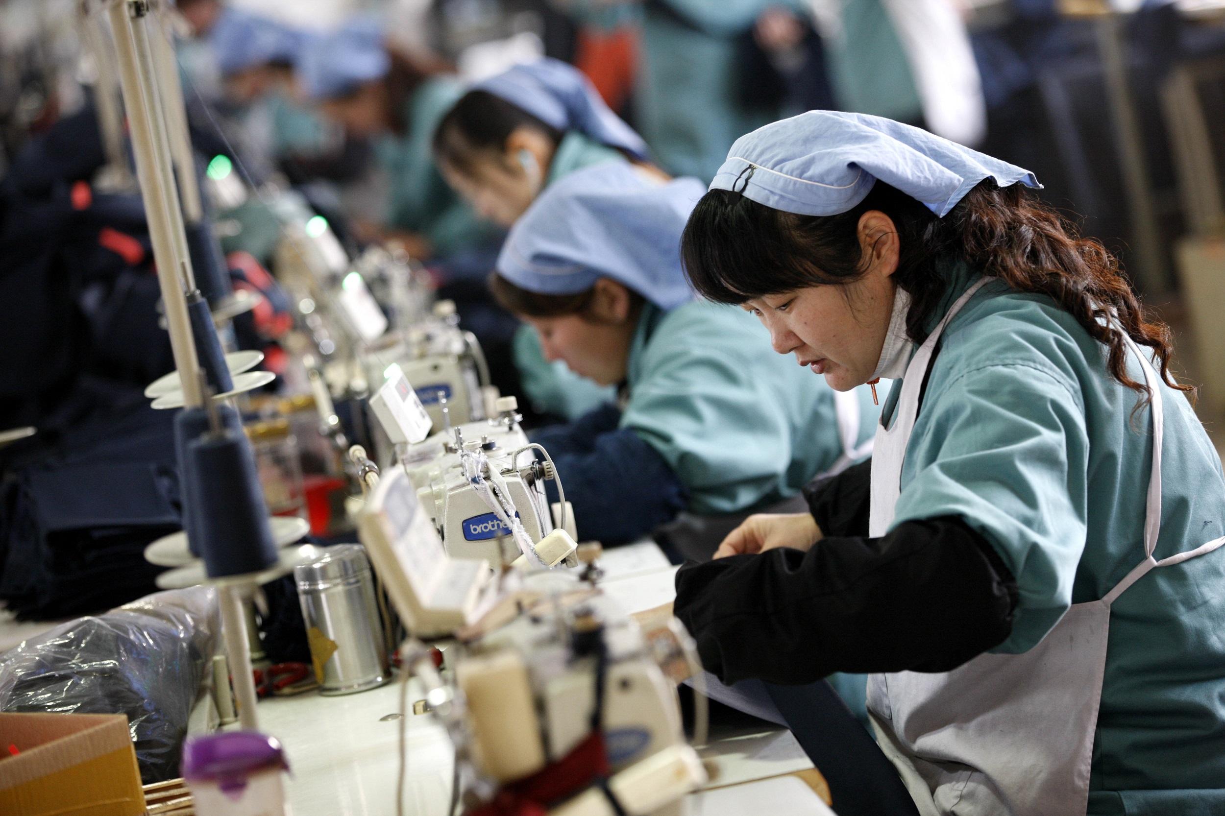 Китай - единственная экономика G20, показавшая рост два квартала подряд