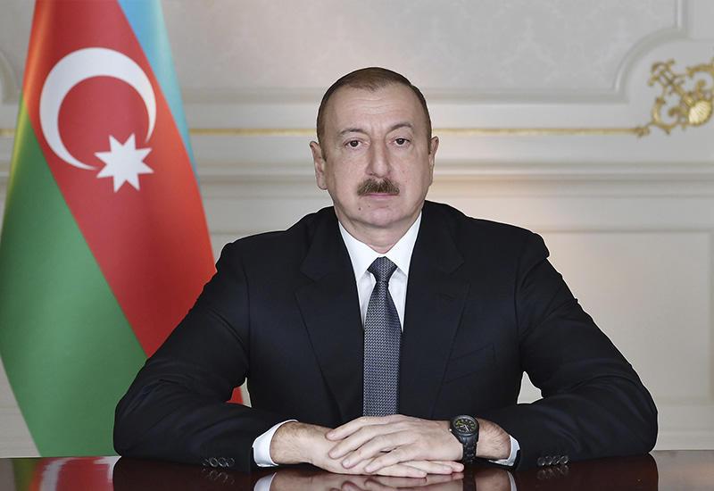 Президент Алиев: Военный парад в Баку исторический