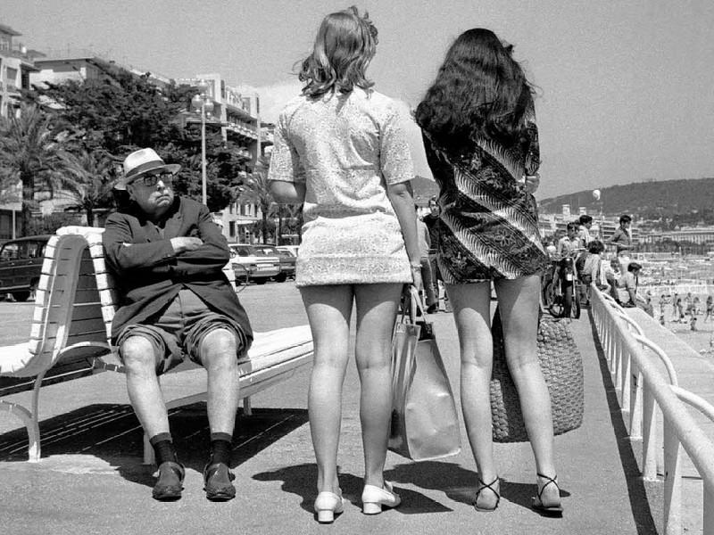 Причина по которой школьницы в СССР носили мини-юбки