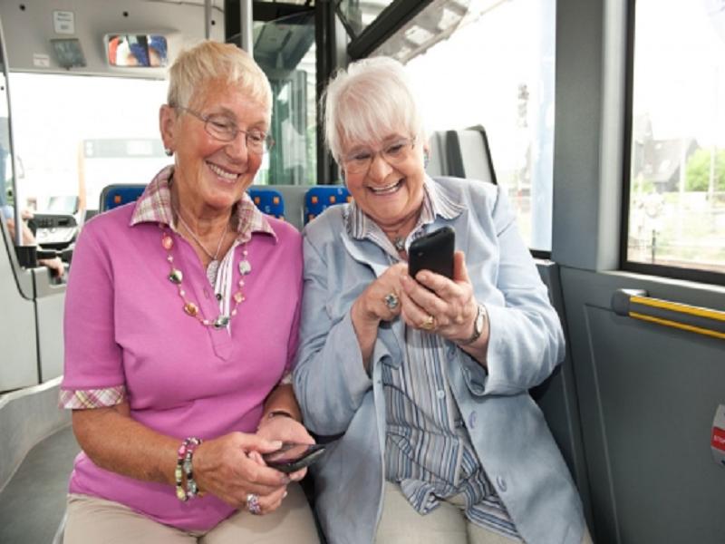 В Европе придумали прибор для счастливой старости