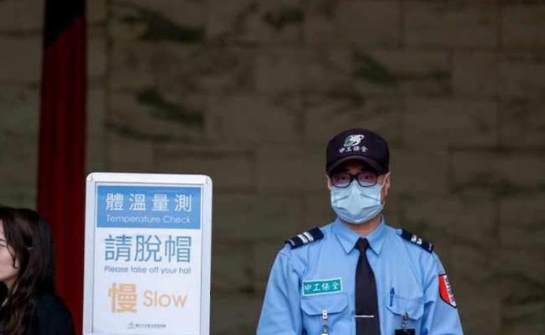Мужчина оштрафован на 3500 долларов за нарушение тайваньского карантина