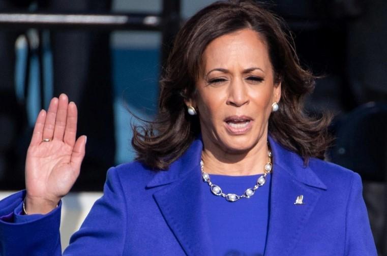 Камала Харрис: первая женщина Америки, черный вице-президент