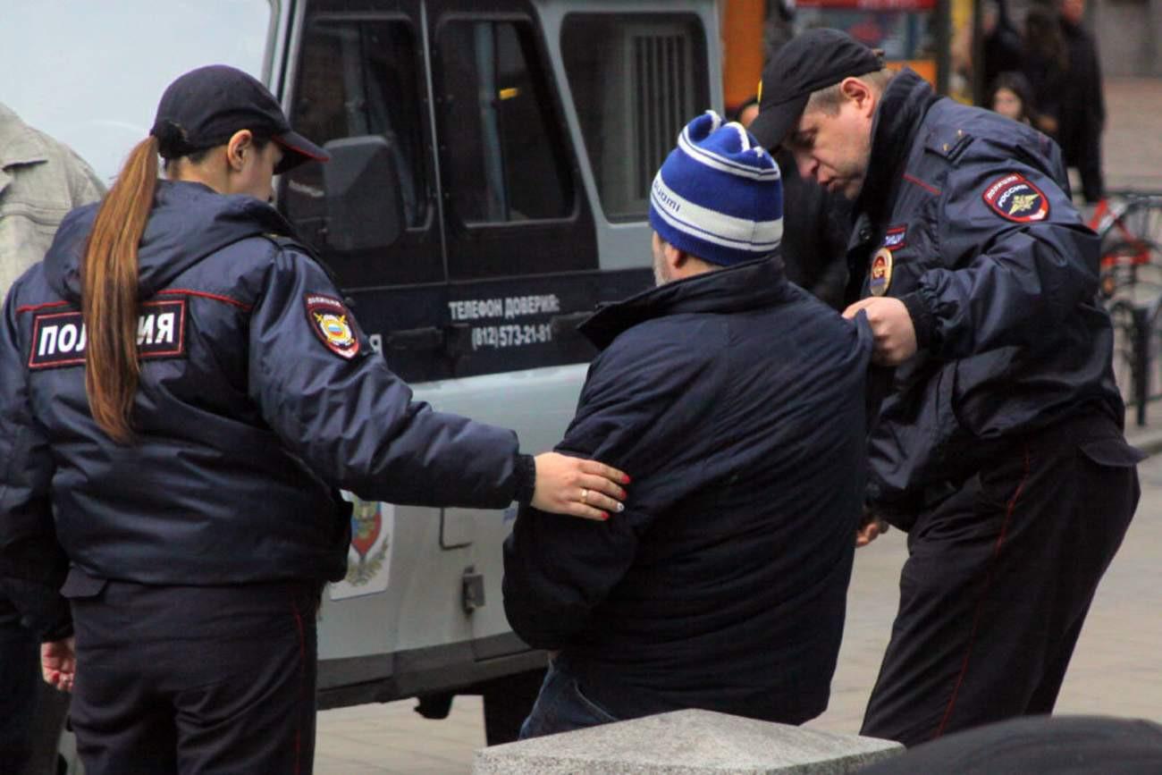 Полиция получили полномочия доставлять нетрезвых граждан в вытрезвители принудительно