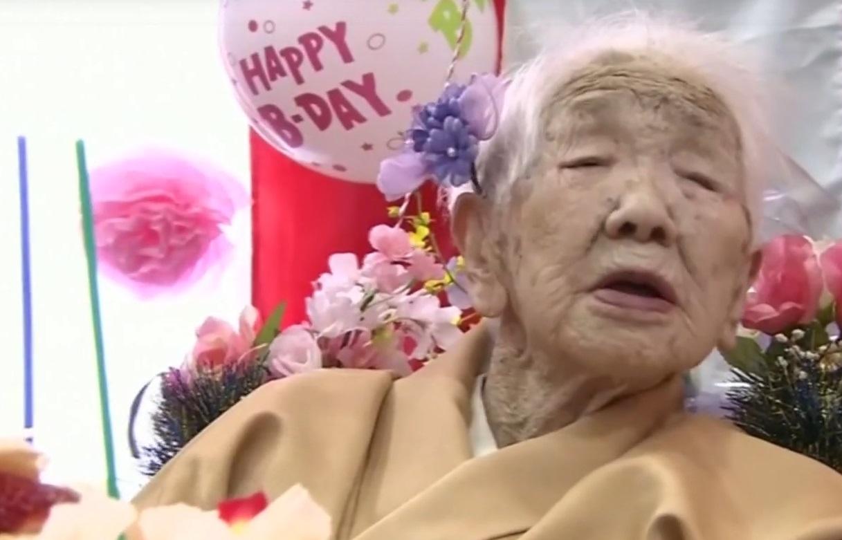 Самая старая женщина в мире отметила 118 лет