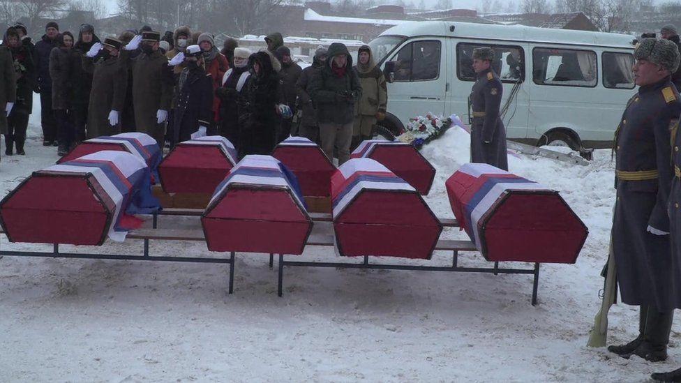 Похоронены солдаты, погибшие при отступлении Наполеона в 1812 году