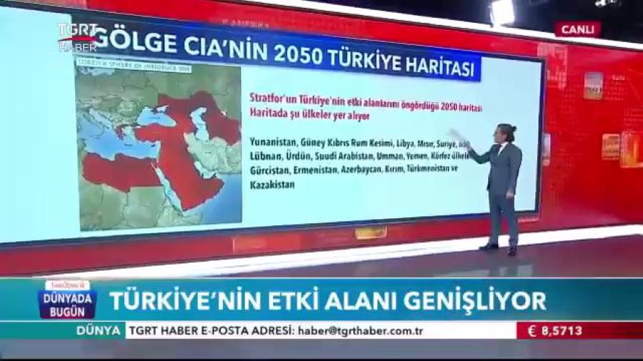 Турция замахнулась на российские земли