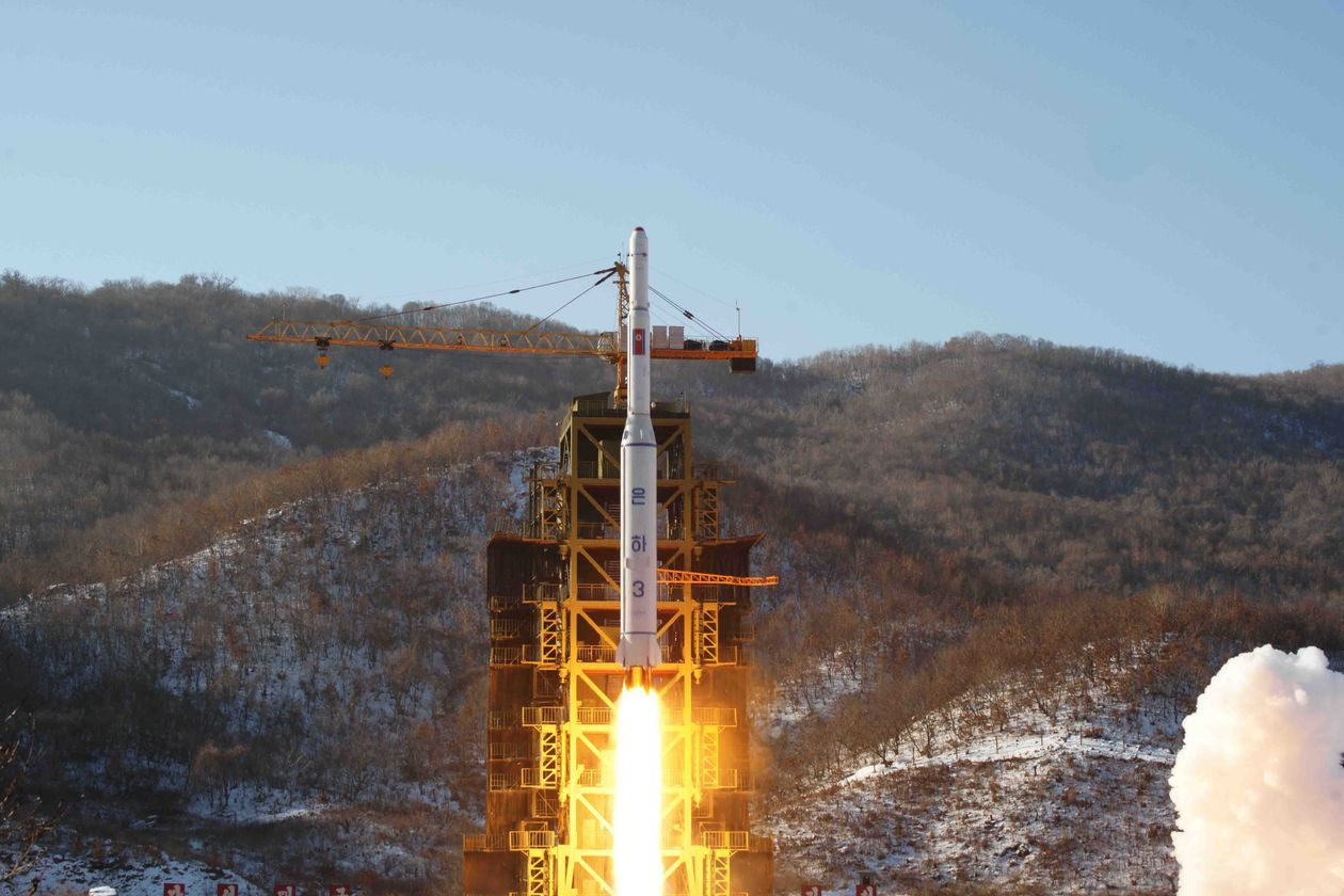 Северная Корея расширяет ракетную базу большой дальности