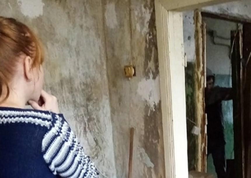 Нижегородцы сделали бедным сиротам ремонт в квартире