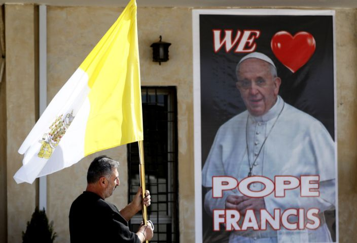 Плохая идея: Эксперты обеспокоены поездкой папы в Ирак