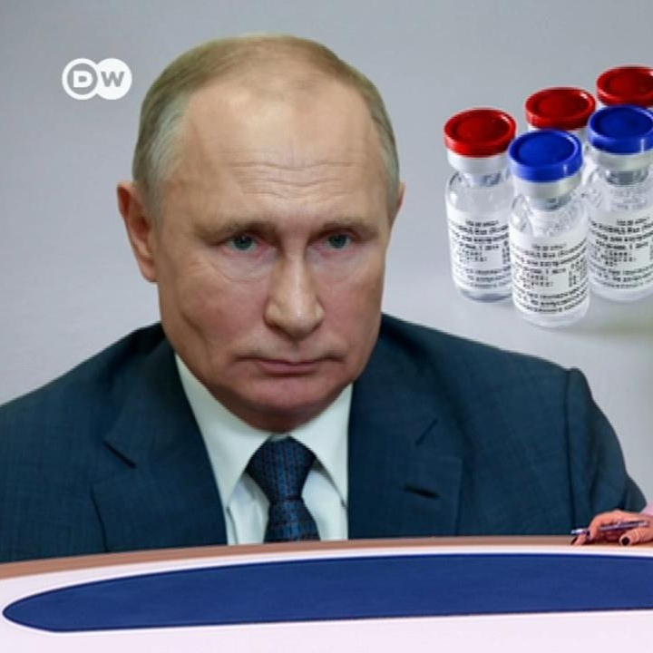 На Change/org Путина призывают привиться «Спутником V»